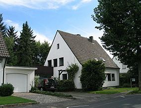 Einfamilienhaus in Hilden Mitte