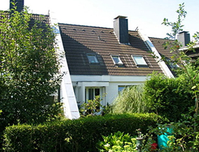 Reihenmittelhaus in Hilden Süd